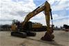 2015 Caterpillar 329E L Hydraulic Excavator (EX30023)