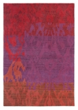 Himali Charm Med Pink Hand Knotted/Spun & Hard Carded Wool Rug-240X170cm