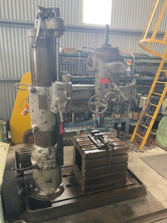 Town Radial Drill