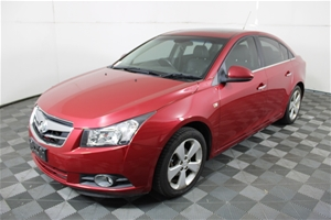 2011 Holden Cruze CDX JG Automatic Sedan