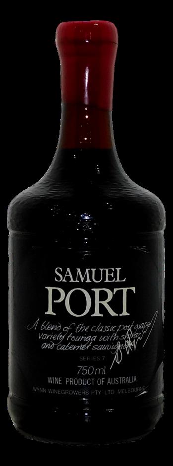 Wynns Samuel Series 7 Tawny Port NV (1x 750mL), SA. Cork