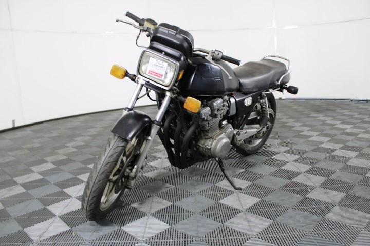 1981 Suzuki GSX1100E 2 seater Road, 47088km km indicated