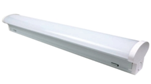 LUMEX LinearQ Diffused LED Quick Fit Bat