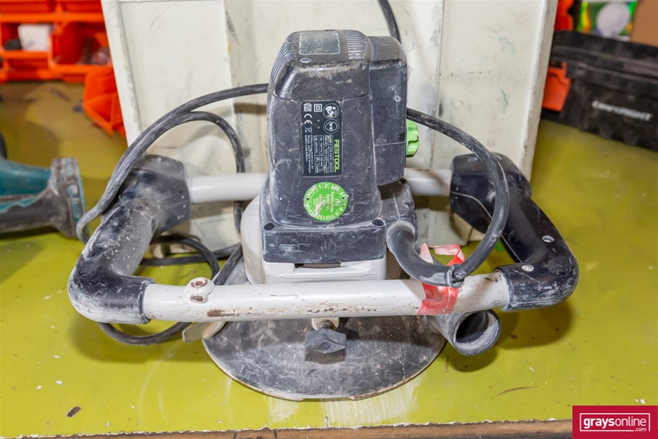 Festool RG150E Plus Concrete Grinder