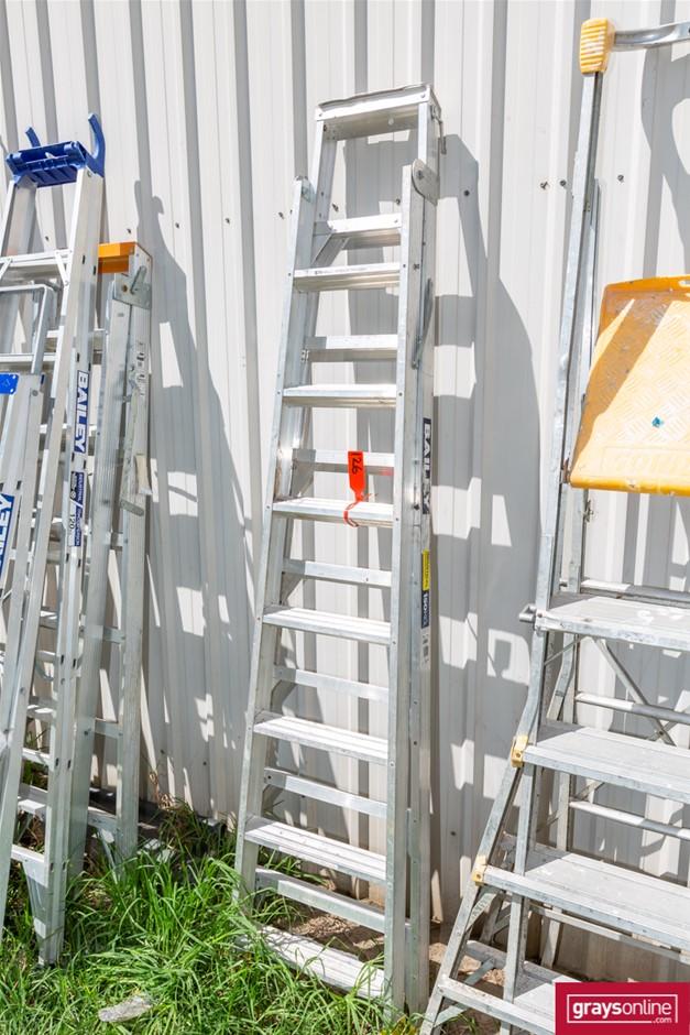 Bailey Industrial Tradesperson Ladder