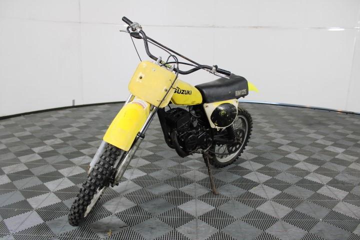 1975 Suzuki RM 125S Off Road