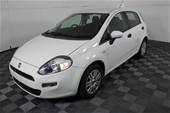 2013 Fiat Punto POP Manual Hatchback