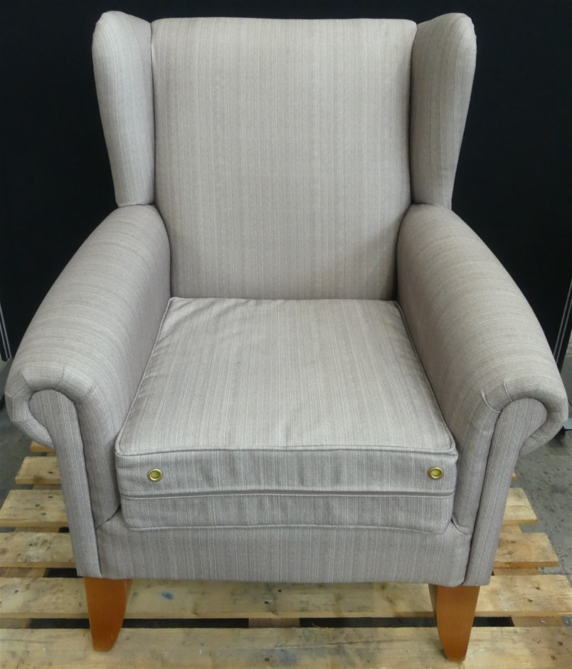 Water Proof Fabric Easy Chair (Demo-Display Item)