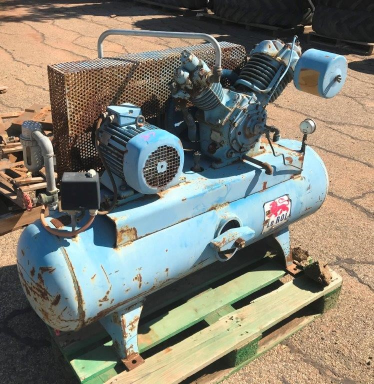 1 x 2 Cylinder Air Compressor