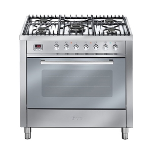 ILVE 90cm Dual Fuel Freestanding Cooker