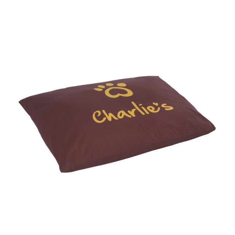 Charlie's Pet Pillowcase Terracotta - Large (115 x 90 cm)