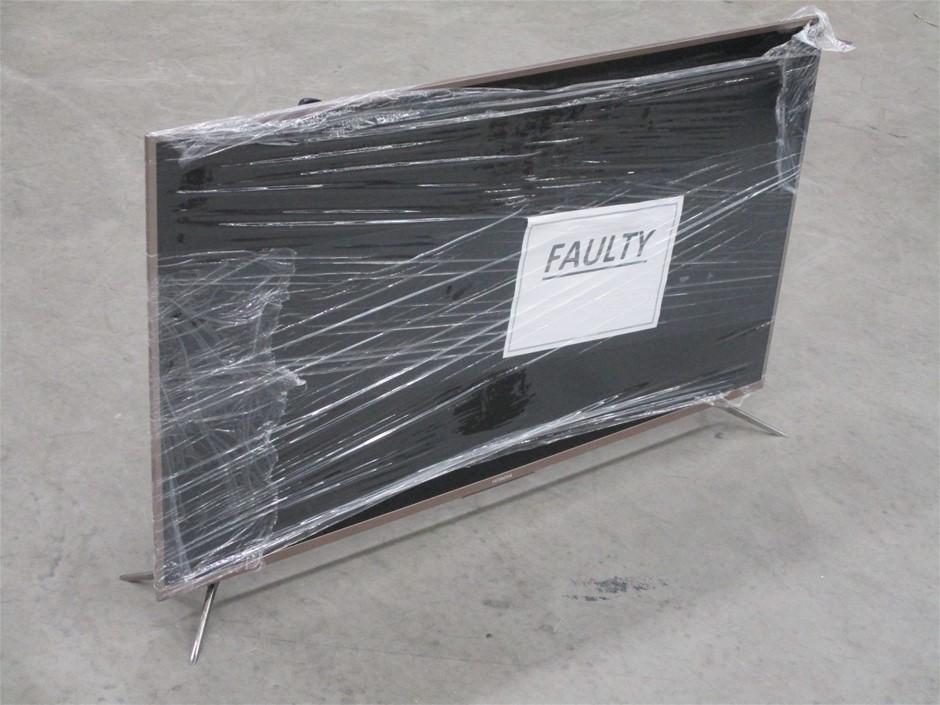 Hitachi 49Inch (UZ496600) Smart 4K UHD LED LCD TV