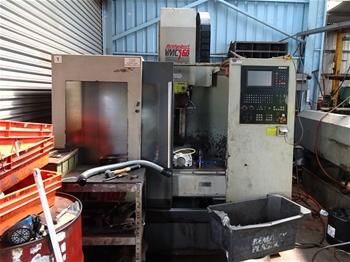 Bridgeport VMC560 CNC