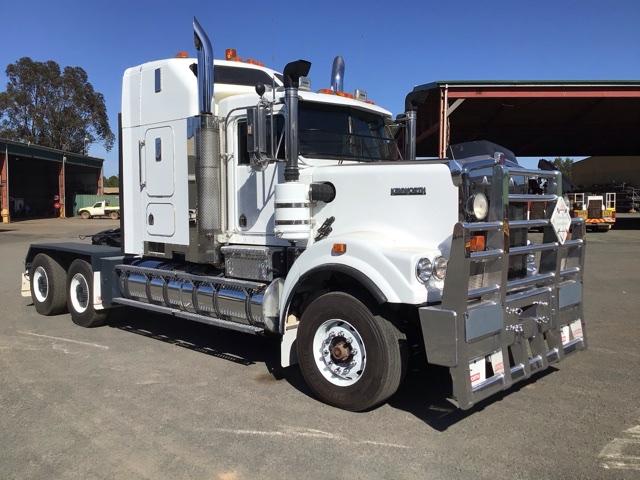 2009 Kenworth C508 6 x 4 Prime Mover Truck