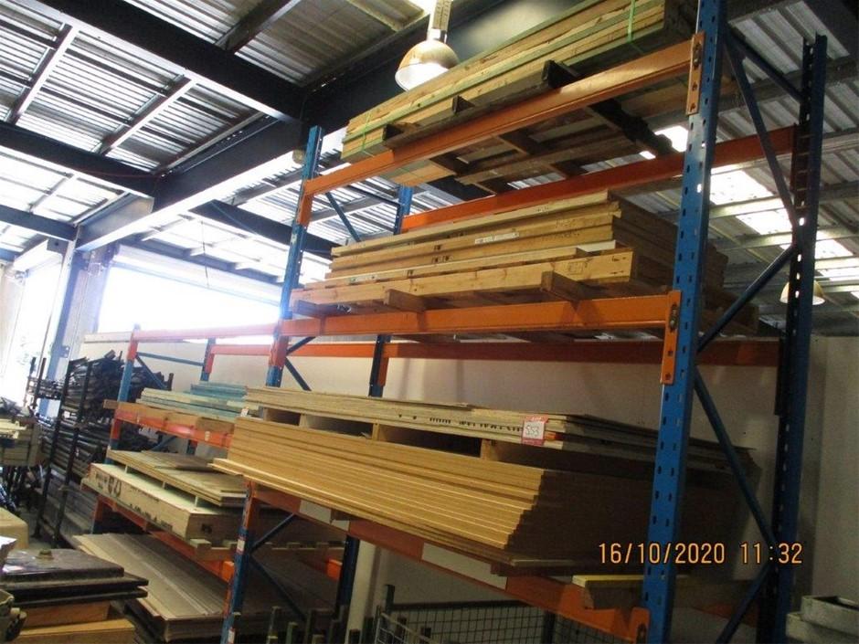 Various Timber / Building Items