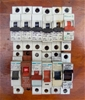 Lot of 12 Various Brand 10 to 80 amp Single Pole Circuit Breakers
