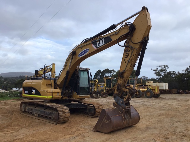 2007 Caterpillar 320DL Hydraulic Excavator