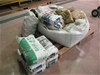 Pallet of Cement and Gravel