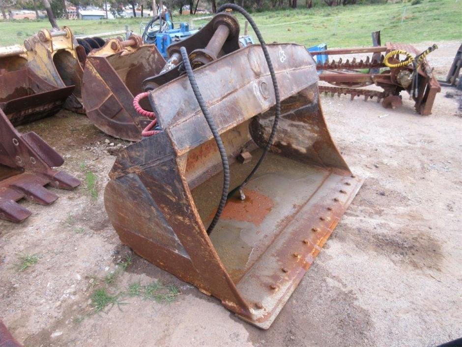 Excavator Swivel Bucket