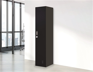 One-Door Office Gym Shed Clothing Locker