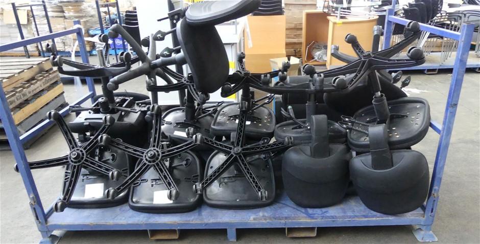 Qty 11 x Chairs
