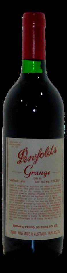 Penfolds Bin 95 Grange 1999 (1x 750mL)