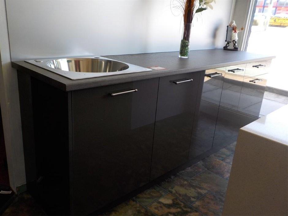 Kitchen Cabinet Display Unit