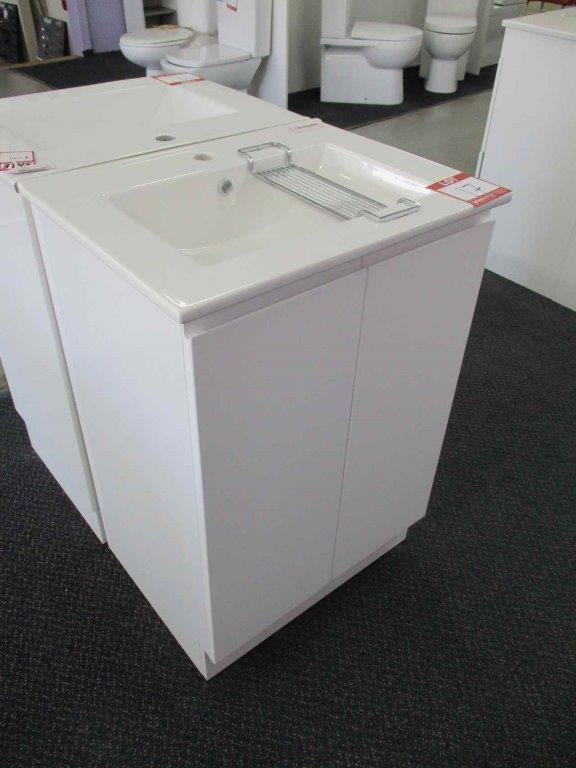 Fienza Dolce Vita Vanity Cabinet with Basin