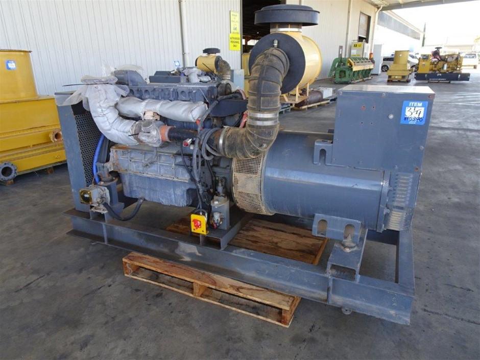 2004 150 KVA Output Stationary Generator (Pooraka, SA)