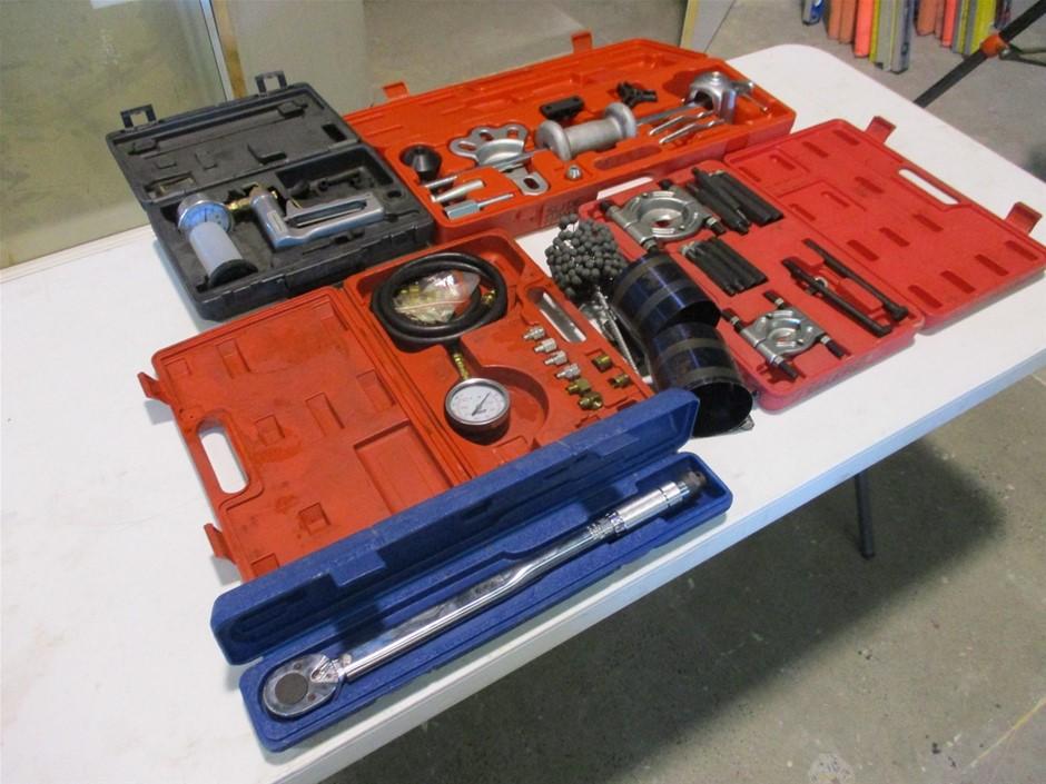 Qty of Automotive Tools