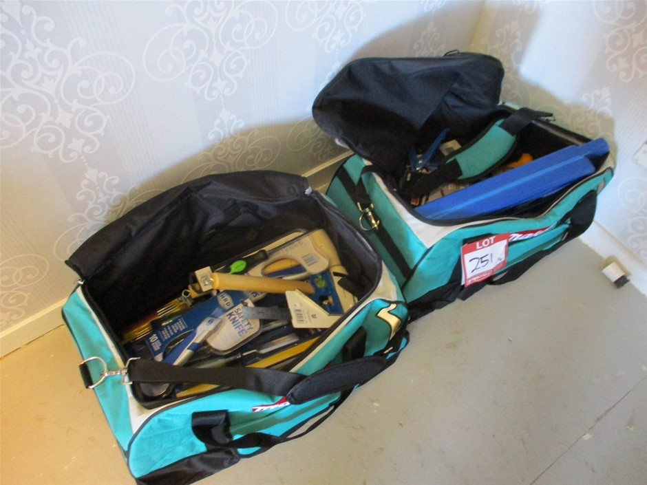 Qty 2 x Makita Tool Bags with Tools