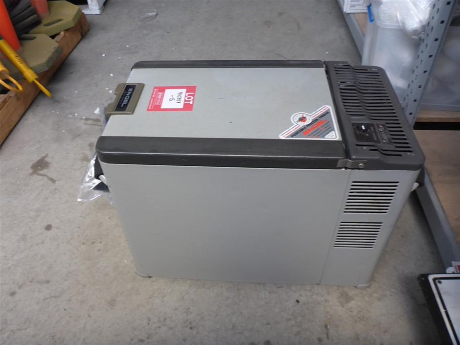 1 x Engel 39 Litre Fridge/Freezer, Model MRFT-540D-G4, 12-240V with Cords