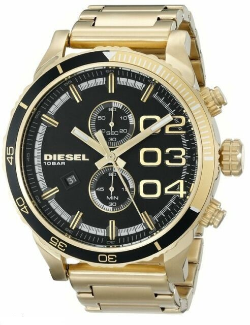 On-trend new Diesel Chronograph Men's watch.