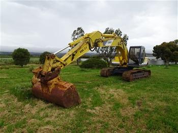 Kobelco SK200 Hydraulic Excavator