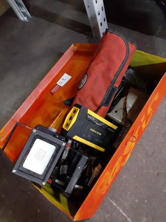 Tool Box with Accessories