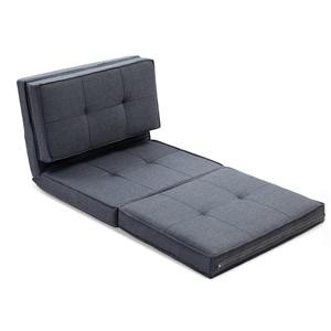 Artiss Lounge Sofa Bed Floor Couch Recli