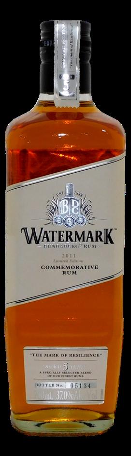 Watermark Commemorative Rum Ltd. Ed. NV (1x 700mL, Bottle # 05134), QLD