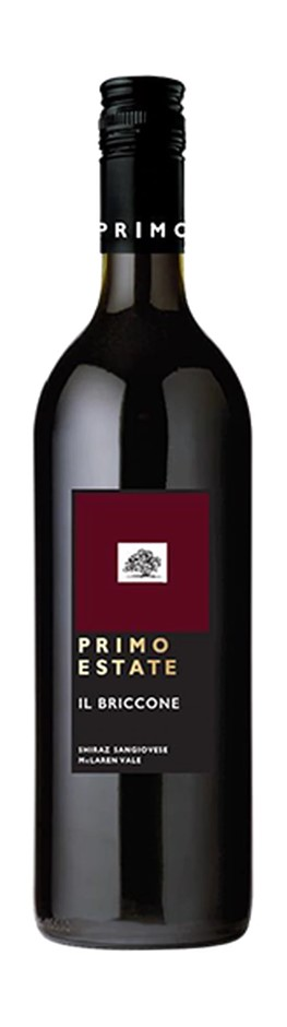 Primo Estate Il Briccone Shiraz Sangiovese 2019 (12x 750mL).