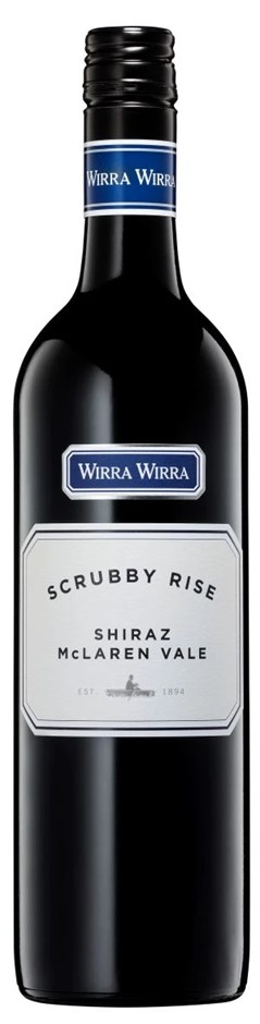 Wirra Scrubby Rise Shiraz Shiraz 2018 (6x 750mL).