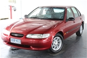 Unreserved  1997 Ford Falcon Classic EL