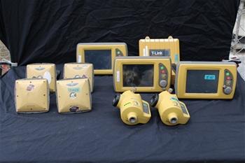 Assorted Surveying Equipment
