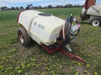 Hardi TE 1075 Sprayer Unit