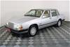 1988 VOLVO 760GLE Automatic Sedan