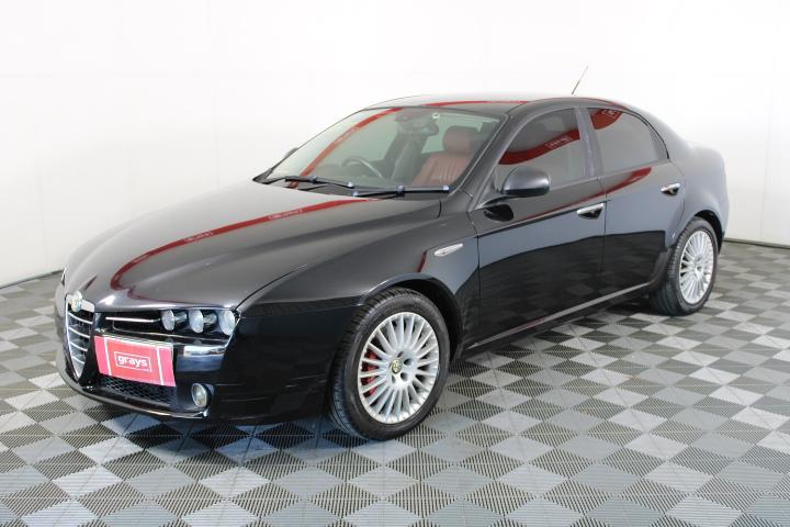 2006 Alfa Romeo 159 2.4 JTD 140 Turbo Diesel Manual Sedan 139,076 kms
