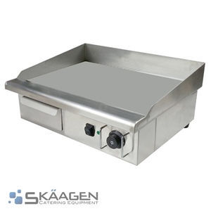 Unused Stainless Steel Electric Griddle
