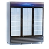 Unused Triple Glass Door Display Fridge - APGL-1500T