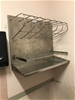 Wall mounted Pan Rack