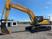 Unreserved Hyundai ROBEX320LC-9 Excavator