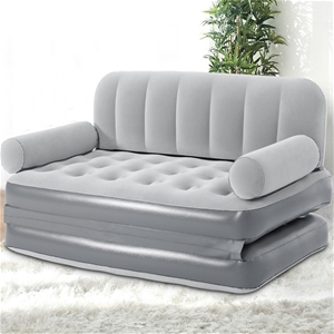 Bestway 3in1 Air Bed Sofa Built-in AC Pu