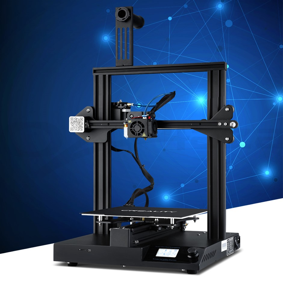 Creality CR-20S Pro 3D Printer Extra Glass Auto Levelling High Precision